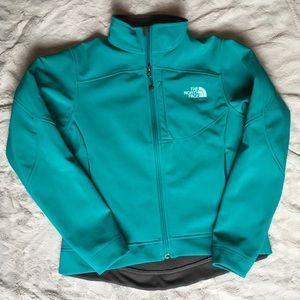 The North Face Soft Shell Jacket size Small